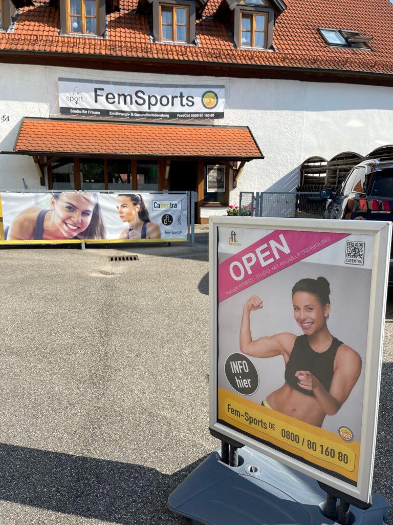 femsports studio weissenburg