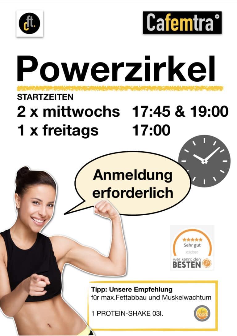 POWERZIRKEL 2 ROTH