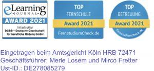 e-learning award 2021